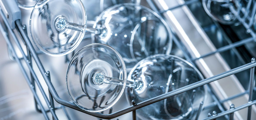 Bloch Appliance Service will repair and maintain your dishwasher and disposal