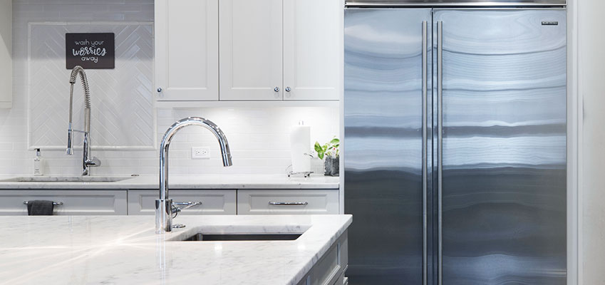 Bloch Appliance Service will repair and maintain your refrigerator